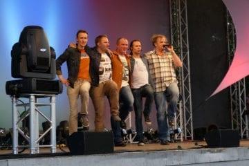 Fotos: 30.06.2012 - Wise Guys - Tanzbrunnen Köln