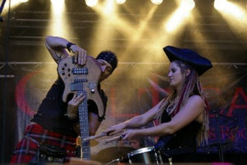 Celtica @Burgfolk 2012