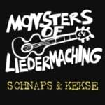 Cover: Monsters of Liedermaching - Schnaps & Kekse