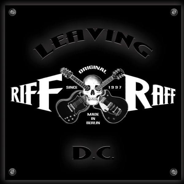 riff raff leaving dc cd-cover