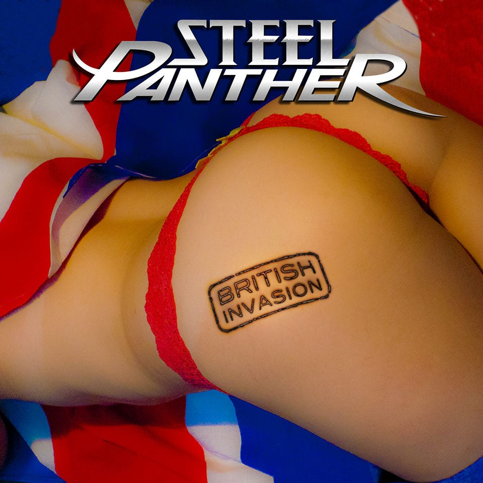 Cover: Steel Panther - British Invasion