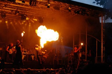 Fotos: 17.08.2012 - Burgfolk Festival 2012 - Tag 1