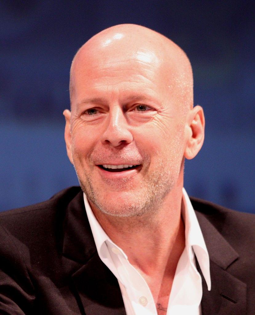 Bruce Willis - Foto von Gage Skidmore (CC by-sa 3.0)