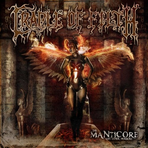 Cover: Cradle Of Filth - The Manticore and Other Horrors