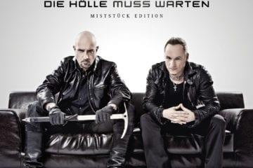 Cover: Eisbrecher - Die Hölle muss warten Miststück Edition