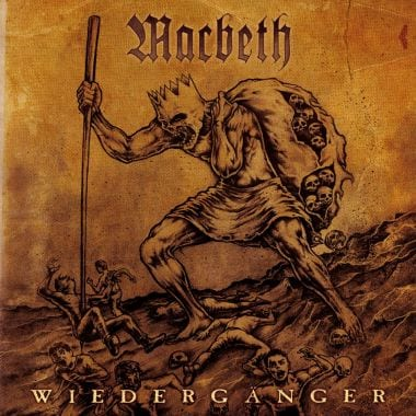Cover: Macbeth - Wiedergänger