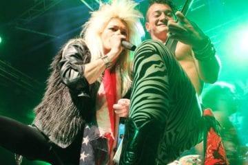 Kissin' Dynamite - Esch, Kulturfabrik - Foto: Andrea Jaeckel-Dobschat