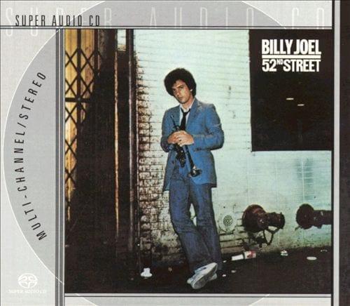 Das erste kommerziell veröffentlichte Album: Billy Joel - 52nd Street
