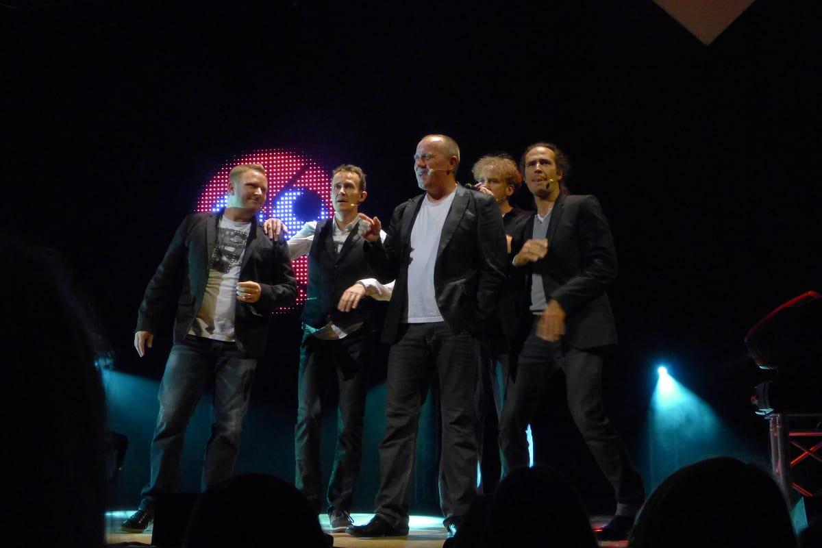 Wise Guys @Tonhalle Düsseldorf