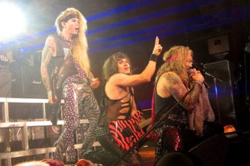 Fotos: 03.11.2012 - Steel Panther - Köln, Live Music Hall