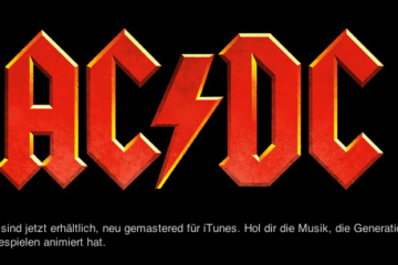 Let There Be Rock: AC/DC bei iTunes