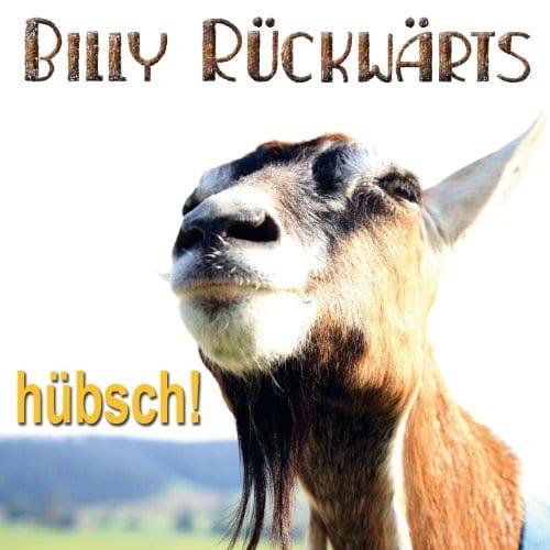Cover: Billy Rückwärts - hübsch!
