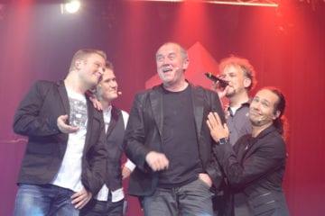 Wise Guys @Spezialnacht 2012 - Essen, Gruga