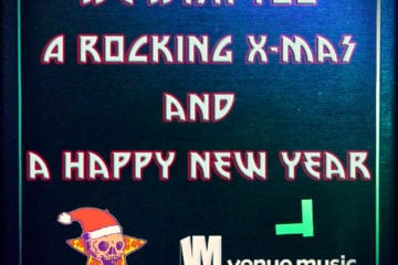 We wish You A Rocking X-Mas and a happy new year