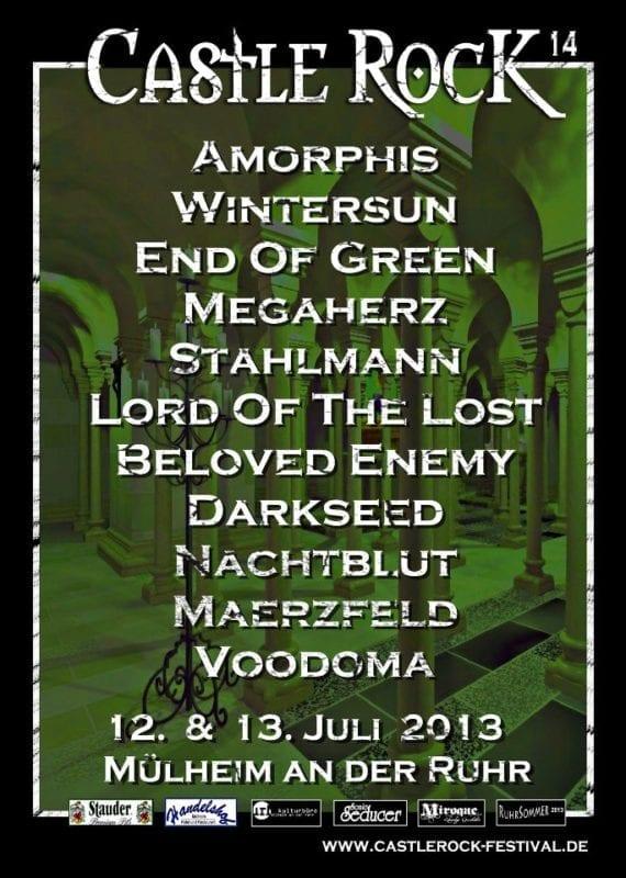 Official Flyer: Castle Rock 2013