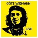 Cover: Götz Widmann - Live