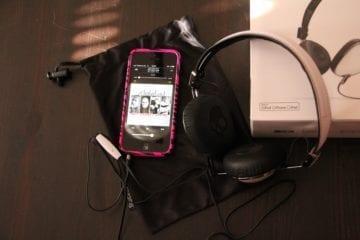 Kopfhörer: Skullcandy Supreme Sound Navigator (inkl. Headset) für iPod, iPhone und iPad