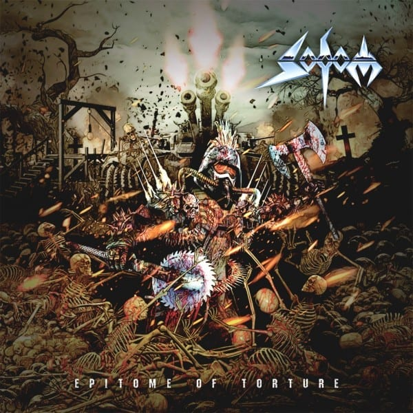 Cover: Sodom - Epitome of Torture