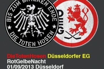 Die Toten Hosen - DEG Benefiz-Konzert