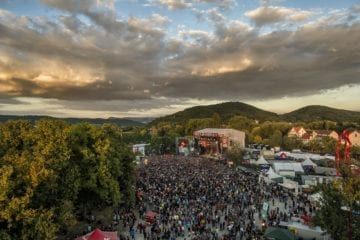 Pressefoto Open Flair Festival (© Christian Schirbort)