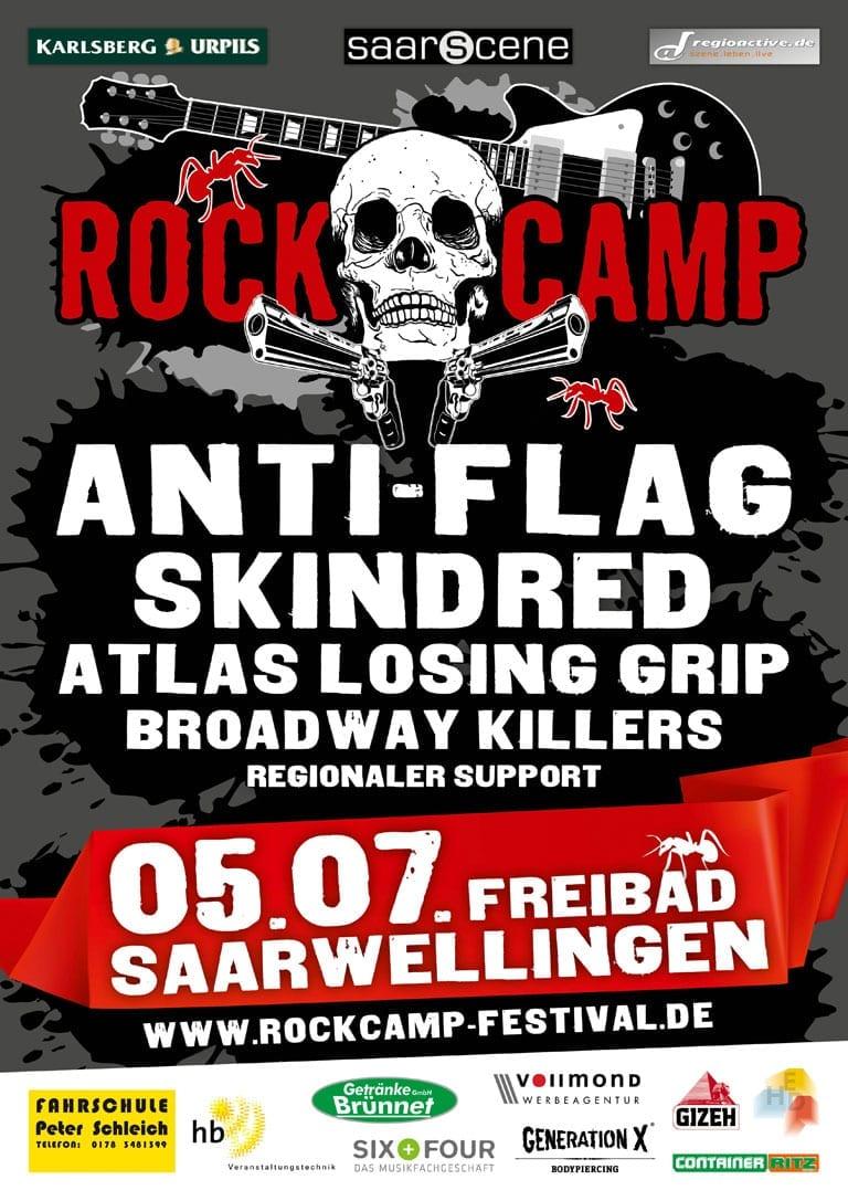 Rockcamp Festival 2013