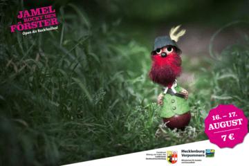 Crowdfunding: Jamel rockt den Förster - Festival für Demokratie und Toleranz