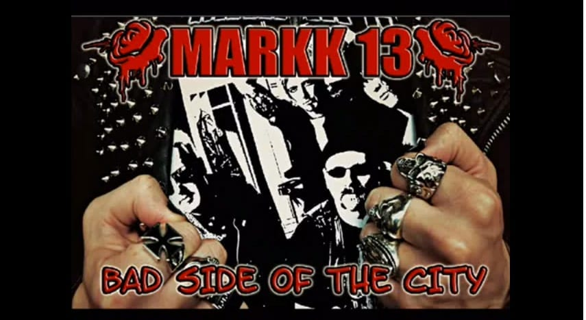 Cover: MARKK 13 - Bad Side Of The City
