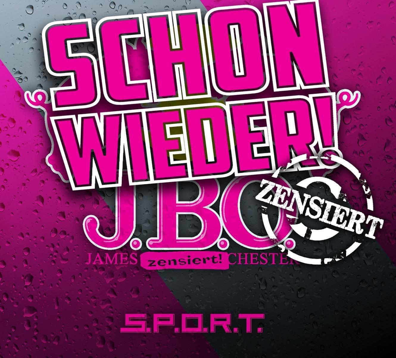 Cover: J.B.O. - S.P.O.R.T. zensiert