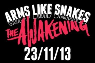 Arms Like Snakes - The Awakening kommt am 23.11.
