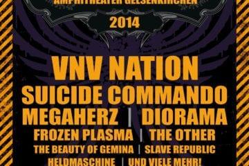 Blackfield Festival 2014: VNV Nation bestätigt