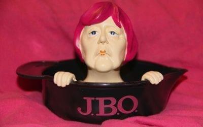 JBO Angie-Saftpresse