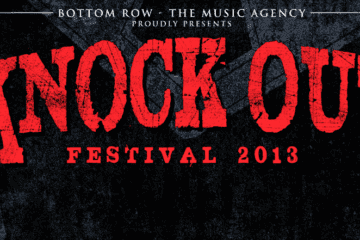 Knock Out Festival 2013: VIP-Tickets ausverkauft