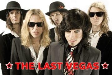 venue music präsentiert: The Last Vegas auf Tour in Deutschland und der Schweiz
