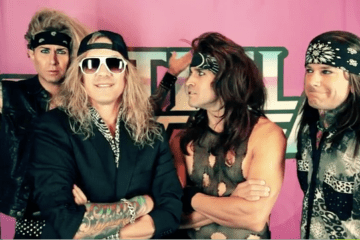 Steel Panther: Neues Album mit Extras via PledgeMusic