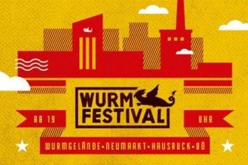 Tickets gewinnen: Wurmfestival und Pressure Festival