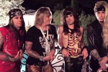 "Steel Panther: Video ""Party Like Tomorrow Is The End Of The World"" am 29.10. 2013"