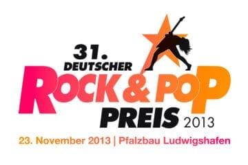Deutscher Rock & Pop Preis 2013: Die Gewinner
