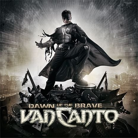 Van Canto Dawn of the brave cover