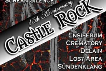 Castle Rock 2014: Das Line-Up für das Jubiläum ist komplett