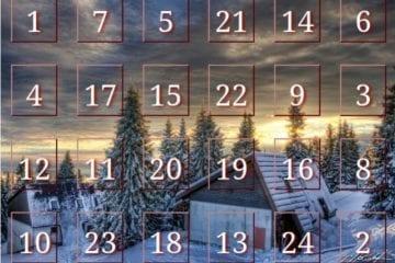 Musikalischer Adventskalender der Musikpiraten