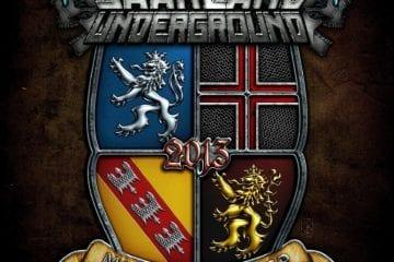 Cover: Saarland Underground Metal Sampler 2013