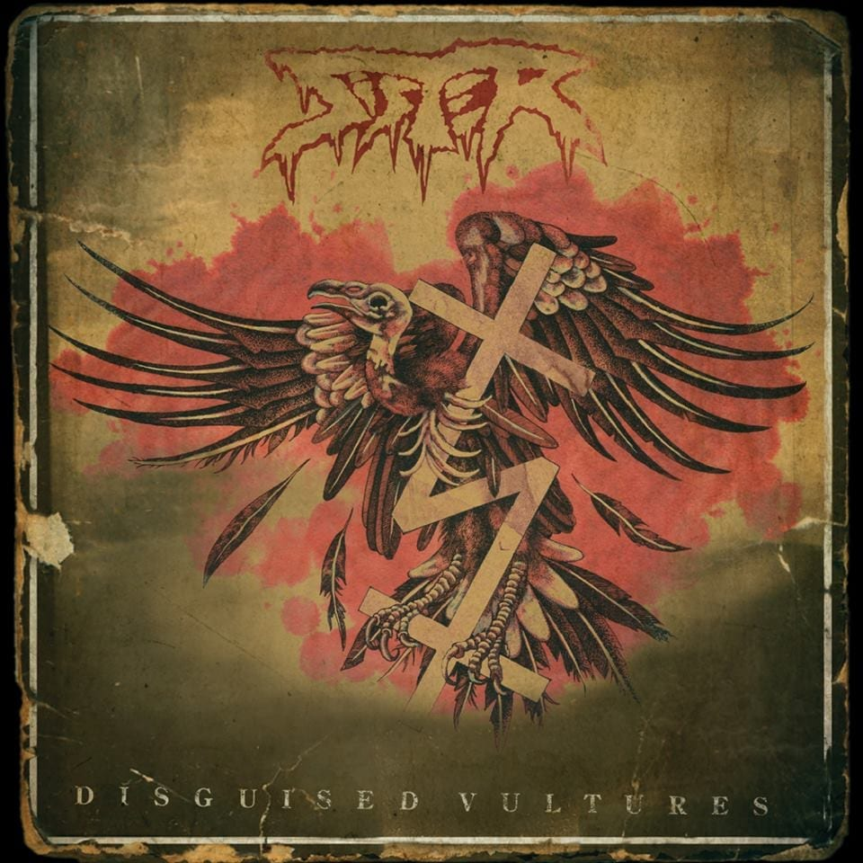 Cover: Sister - Diguised Vultures
