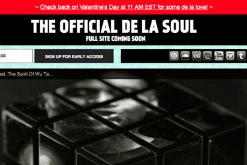 De La Soul: Alles kostenlos - aber nur für einen Tag!