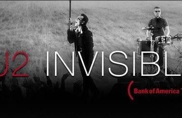U2: Song kostenlos laden und damit spenden lassen
