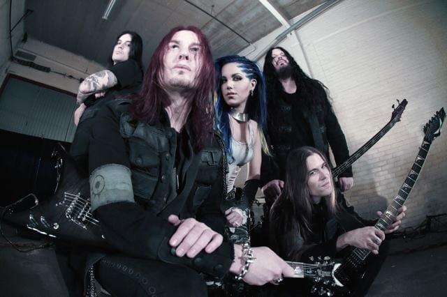 Official Foto: Arch Enemy (Quelle: http://archenemy.net/2014/index.php)