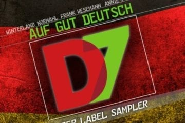 Cover: D7 - Labelsampler - Auf gut Deutsch