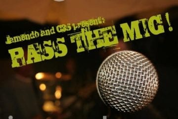 Cover: Jamendo und C3S - Pass The Mic