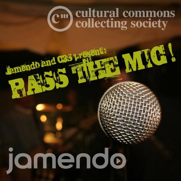 Cover: Jamendo und C3S - Pass The Mic