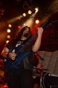 Fotos: Suicidal Angels, Fueled by Fire, Lost Society - 25.01.2014 - Turock Essen