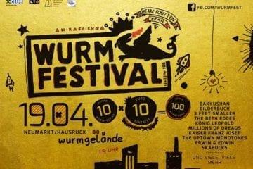 Wurmfestival & Pressure Festival 2014: Tickets zu gewinnen